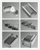 Montaje del disipador de calor del bastidor de aluminio del mecanismo impulsor de la Variable-Frecuencia