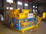 Mobile hydraulische Qmy6-25 Ziegeleimaschine konkrete Ziegelstein-Maschine