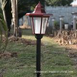 Lumière solaire de pelouse de jardin (RS003)