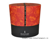Fashional kosmetischer ovaler steifer Papppapier-Geschenk-Kasten (YL0401)