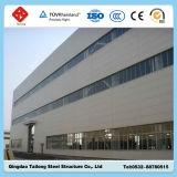 Gráficos prefabricados del almacén de la estructura de acero del diseño de la construcción