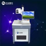 Machine d'inscription de laser de chargeur de téléphone cellulaire