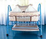 Bâti infantile portatif de berceau pliable de huche de bébé facile à installer