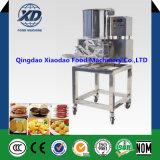 Secteur de viande industriel formant la machine de générateur de secteur d'hamburger de machine