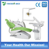 3-Memory Program Dental Chair Unit mit LED Sensor Lamp Light Cure und Scaler Ysd-918