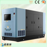 Gerador 150kw Genset Diesel Soundproof do ATS com Cummins Engine