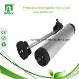 Pack batterie de lithium du type 36V 9ah de bouteille pour le nécessaire électrique de vélo