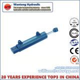 Double cylindre hydraulique temporaire personnalisé pour la machine d'agriculture