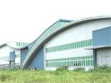 Atelier de production de structure métallique d'économie de coûts (KXD-SSW130)
