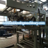 Pvc verfraait de Marmeren Lijn van de Machine van de Extruder van de Productie van het Blad