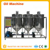 Machine automatique de raffinerie de pétrole de la meilleure qualité/raffinerie d'huile de noix de coco