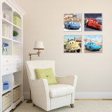 Factory Direct Wholesale Décoration à domicile Wall Art Children DIY Crystal Sticker T-109