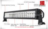 21.5 인치 120W 도로 빛과 LED 모는 빛 떨어져 SUV 차 LED를 위한 두 배 줄 LED 표시등 막대의 LED 차 빛