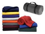 携帯用羊毛毛布のピクニック旅行毛布