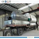 Máquina plástica usada 15 toneladas del refinamiento para el petróleo