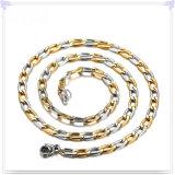 宝石類の方法方法ネックレスのステンレス鋼の鎖(SH034)
