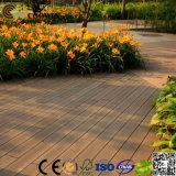 Bruch-Beständig mit hölzernem PlastikzusammensetzungWPC Decking-Fußboden