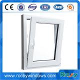 UPVC Belüftung-Neigung-und Drehung-Wetter-Beständiges Fenster