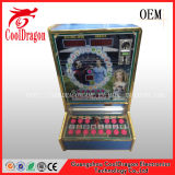 Het Gokken van het Muntstuk van het Casino van de Spelen van de Arcade van het vermaak Machine van China