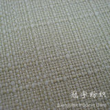 2 tono Color Polyester Linen Fabric per Decoration