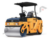 4000 Kg 유압 진동 진동 도로 롤러 도로 쓰레기 압축 분쇄기 (YZDC4)