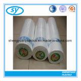Sacchetti di plastica liberi stampati dell'alimento su rullo