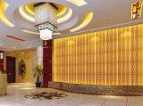 2017 papier peint décoratif intérieur en cuir chaud de la vente 1071-17 3D