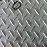 No. 1 placa de acero inoxidable realzada 202 304 316