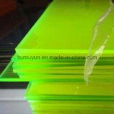 Buenas diversas tallas del precio 1220X2440m m echaron las hojas de acrílico para la tarjeta de la muestra
