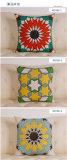 Kussen van de Koffie van de Stoel van de Manier van de Bank van de katoenen het Abstracte Kleur van het Hoofdkussen Geometrische