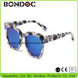 Premières lunettes de soleil unisexes de vente de matière plastique