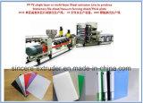 PPのPEの放出ラインを作る多層文房具シート