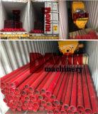 Bomba concreta do controle hidráulico cheio com desempenho excelente