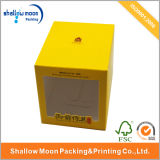 Selling superiore Cardboard Packaging Box con Clear Window (AZ-121909)