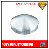China-Fertigung-Edelstahl-Rohrende-Schutzkappe für Handlauf (E6)