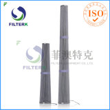 Air antistatique de filtre de polyester de bas d'amorçage de Filterk