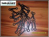 El aluminio anodizado las piezas que muele del CNC parte piezas que trabajan a máquina de la aduana