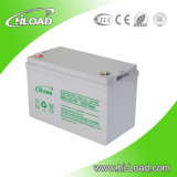 Батарея 12V 100ah солнечных систем батареи геля перезаряжаемые