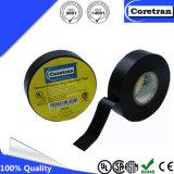 Substrat sensible à la pression de haute qualité d'isolation de PVC de Cotran et bande en caoutchouc enduite