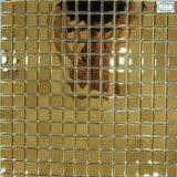 [2-6مّ] [هيغقوليتي] غرفة حمّام مرآة ذهبيّة لون فضة مرآة من الزجاج مشمسة