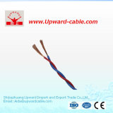 Faisceau jumeau câble électrique/électrique de 2.5mm flexibles Twisted de Rvs