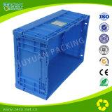 Логистическая пластичная Stackable Moving коробка для Nissan