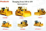 Fabriqué en Chine Hydraulic International Compact Crawler Bulldozer à vendre