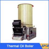Chaudière de pétrole de la chaleur de combustible solide de grille de chaîne en bois de charbon de haute performance