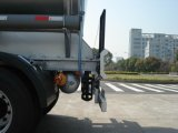 알루미늄 Alloy (Light Diesel Oil Delivery (HZZ9401GRQ)를 위한 Fuel) Tank Trailer