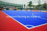 Sportveranstaltung-Futsal Gerichts-Fußboden, MiniFutsal Gerichts-Bodenbelag (Nicecourt- Goldsilber-Bronze)