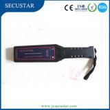 De Detector van het Metaal van de Veiligheid van de vervaardiging met de LEIDENE Lichte Staaf van het Alarm