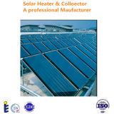 Système solaire de chauffe-eau de plaque plate