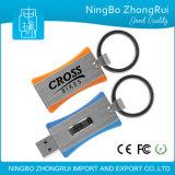 Изготовленный на заказ привод вспышки USB шарнирного соединения и выдвиженческий подарок l привод вспышки USB с изготовленный на заказ логосом