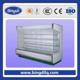 GlasDoor Zoll-bildete Refrigerator für Supermarket